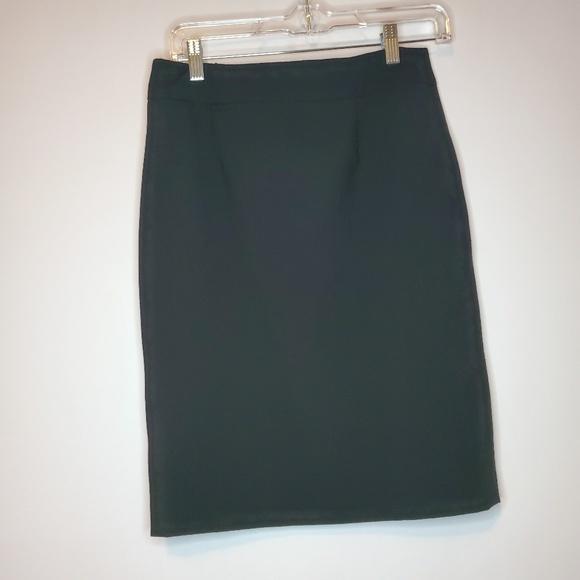Calvin Klein Dresses & Skirts - Calvin Klein Pencil Skirt Black 2